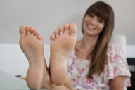 small preview pic number 3 from set 1088 showing Allyoucanfeet model Burni
