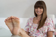 small preview pic number 4 from set 1088 showing Allyoucanfeet model Burni