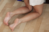small preview pic number 5 from set 1088 showing Allyoucanfeet model Burni