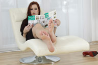 small preview pic number 4 from set 1099 showing Allyoucanfeet model Jezzy