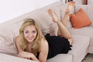 small preview pic number 2 from set 1110 showing Allyoucanfeet model Chrissi