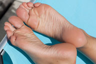 small preview pic number 5 from set 1115 showing Allyoucanfeet model Madeleine