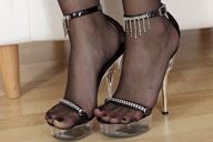 small preview pic number 1 from set 1117 showing Allyoucanfeet model Nati