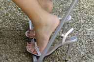 small preview pic number 2 from set 1119 showing Allyoucanfeet model Tina