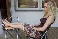 small preview pic number 4 from set 1119 showing Allyoucanfeet model Tina