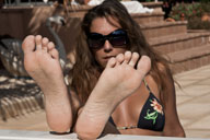 small preview pic number 6 from set 1131 showing Allyoucanfeet model Mel