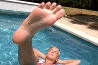 small preview pic number 2 from set 1135 showing Allyoucanfeet model Cathy