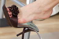 small preview pic number 1 from set 1141 showing Allyoucanfeet model Emely