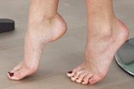 small preview pic number 2 from set 1141 showing Allyoucanfeet model Emely