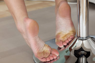 small preview pic number 3 from set 1141 showing Allyoucanfeet model Emely