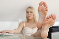 small preview pic number 5 from set 1141 showing Allyoucanfeet model Emely