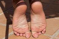 small preview pic number 3 from set 1151 showing Allyoucanfeet model Lina