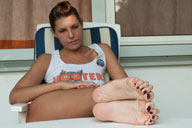 small preview pic number 6 from set 1154 showing Allyoucanfeet model Nicky