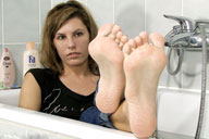 small preview pic number 5 from set 1156 showing Allyoucanfeet model Nicky