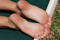 small preview pic number 5 from set 1163 showing Allyoucanfeet model Steffi