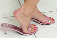 small preview pic number 1 from set 1165 showing Allyoucanfeet model Candy