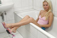 small preview pic number 2 from set 1165 showing Allyoucanfeet model Candy