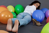 small preview pic number 5 from set 1167 showing Allyoucanfeet model Alice