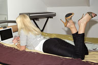 small preview pic number 1 from set 1171 showing Allyoucanfeet model Nine