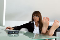 small preview pic number 5 from set 1172 showing Allyoucanfeet model Sila - New Model