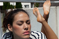 small preview pic number 3 from set 1173 showing Allyoucanfeet model Mica