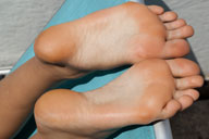 small preview pic number 5 from set 1173 showing Allyoucanfeet model Mica