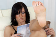 small preview pic number 4 from set 1177 showing Allyoucanfeet model Gina