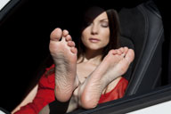 small preview pic number 6 from set 1195 showing Allyoucanfeet model Chris