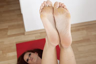 small preview pic number 2 from set 1198 showing Allyoucanfeet model Jezzy