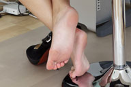 small preview pic number 2 from set 1199 showing Allyoucanfeet model Vani
