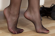 small preview pic number 2 from set 1204 showing Allyoucanfeet model Valerie