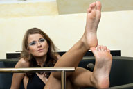 small preview pic number 5 from set 1207 showing Allyoucanfeet model Naddl