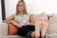 small preview pic number 1 from set 1210 showing Allyoucanfeet model Joyce