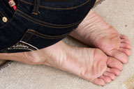 small preview pic number 3 from set 1210 showing Allyoucanfeet model Joyce