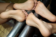 small preview pic number 6 from set 1212 showing Allyoucanfeet model Steffi