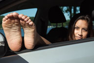 small preview pic number 4 from set 1218 showing Allyoucanfeet model Brini