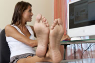 small preview pic number 6 from set 1232 showing Allyoucanfeet model Flora