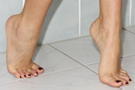 small preview pic number 1 from set 1236 showing Allyoucanfeet model Shirin
