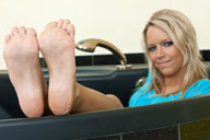 small preview pic number 6 from set 1243 showing Allyoucanfeet model Tina