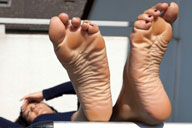 small preview pic number 6 from set 1248 showing Allyoucanfeet model Norma