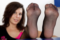 small preview pic number 3 from set 1257 showing Allyoucanfeet model Nicky