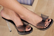 small preview pic number 1 from set 1263 showing Allyoucanfeet model Maria