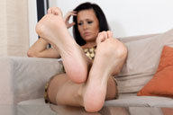 small preview pic number 3 from set 1263 showing Allyoucanfeet model Maria