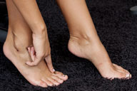 small preview pic number 2 from set 1276 showing Allyoucanfeet model Tini