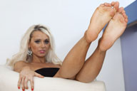 small preview pic number 6 from set 1283 showing Allyoucanfeet model Lili