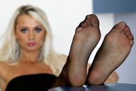 small preview pic number 1 from set 1284 showing Allyoucanfeet model Lili