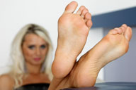 small preview pic number 5 from set 1284 showing Allyoucanfeet model Lili