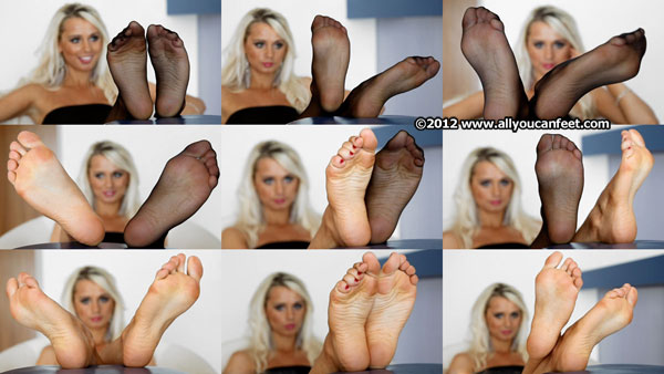 bigger preview pic from set 1284 showing Allyoucanfeet model Lili