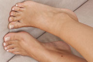 small preview pic number 6 from set 1287 showing Allyoucanfeet model Diana