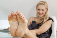 small preview pic number 4 from set 1291 showing Allyoucanfeet model Nicola